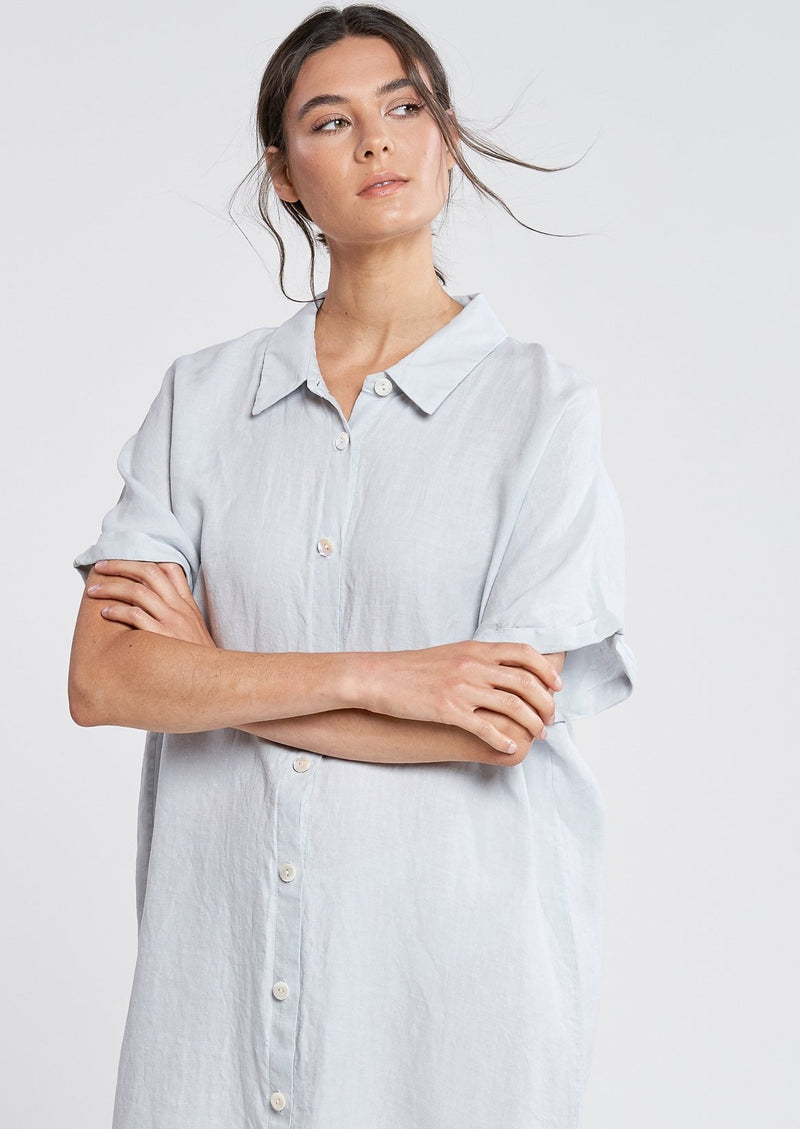 Alexa Shirt Dress