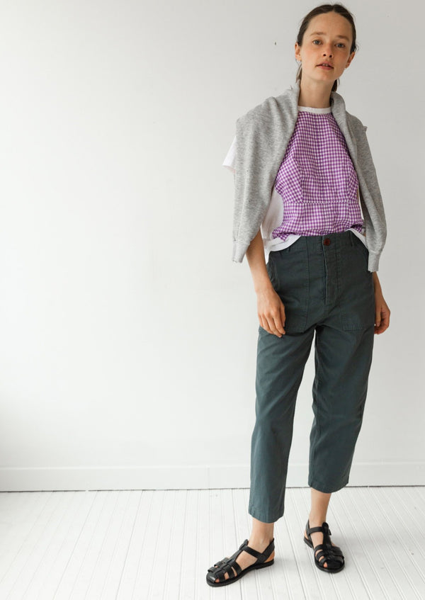 Howell Pant, Viridian Twill