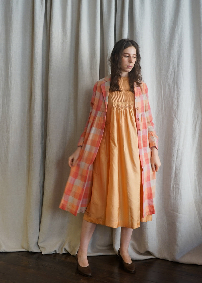 Eka Handmade Linen Clothing Sustainable Fashion Comfortable Summer Dresses Indian Clothing On Sale