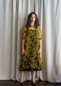 Organza Flower Dress