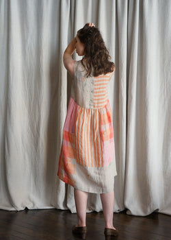 Cleome Patchwork Dress
