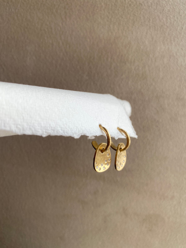 Gold Drift Earrings