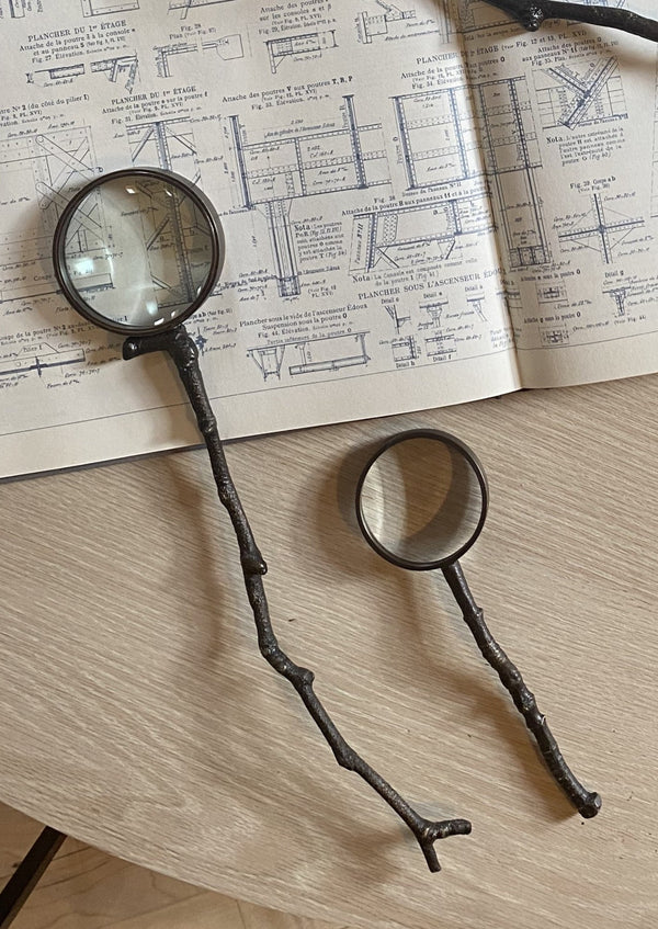 Sprig Magnifying Glass