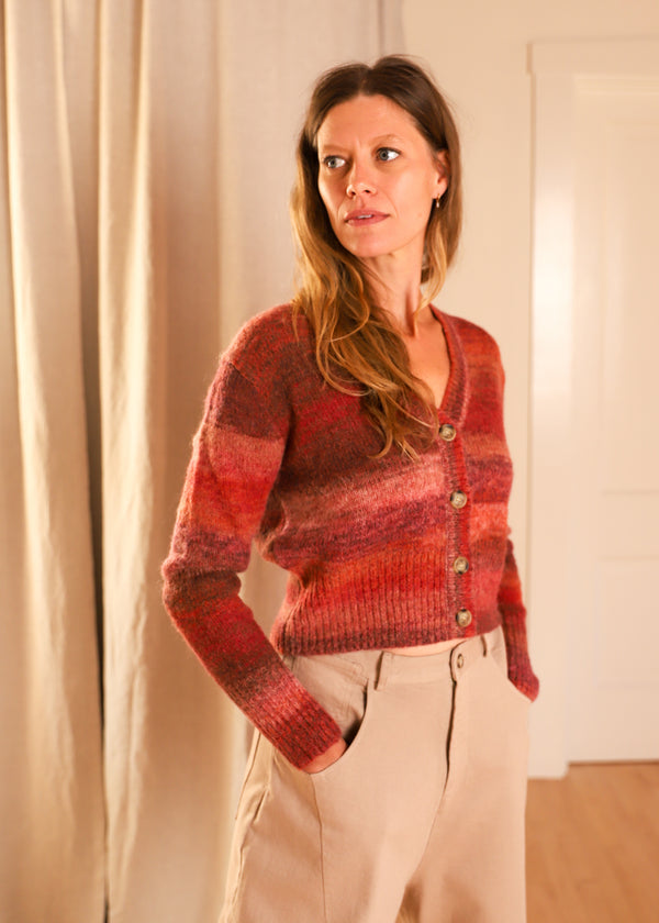 Dreas Knit Cardigan