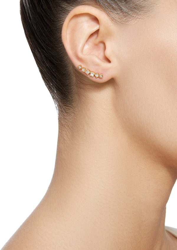Diamond Ivy Ear Crawler