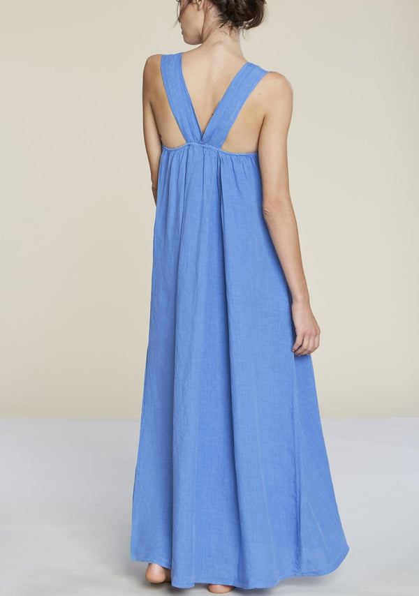 Jenna Dress, Azure