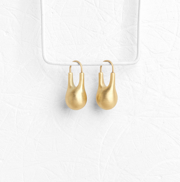 Kettlebell Earrings