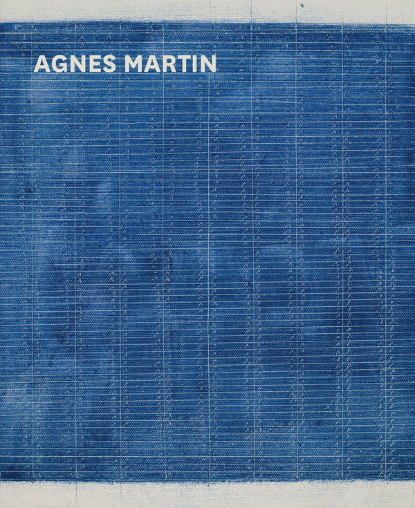 Agnes Martin Art Book by D.A.P boasting a range of Agnes Martin's renowned Work