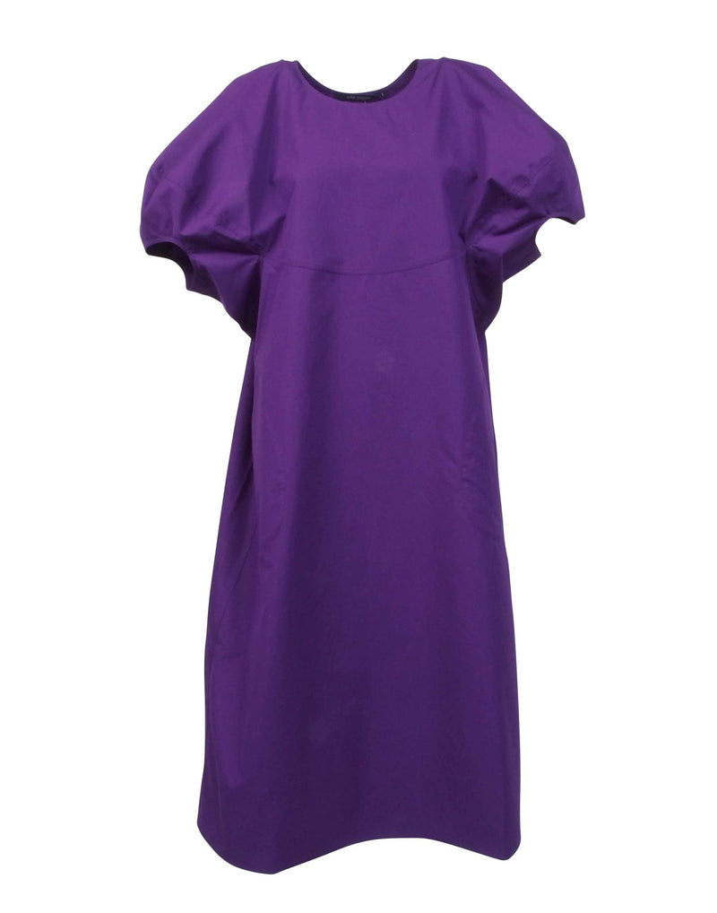 Sofie D'Hoore Dot Dress in Violet