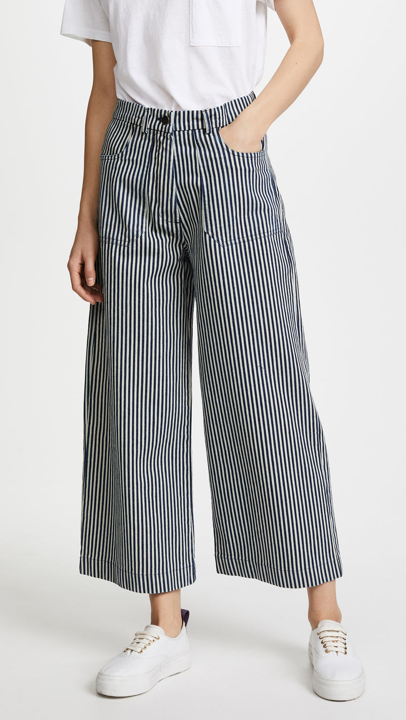Simone Jeans, Striped