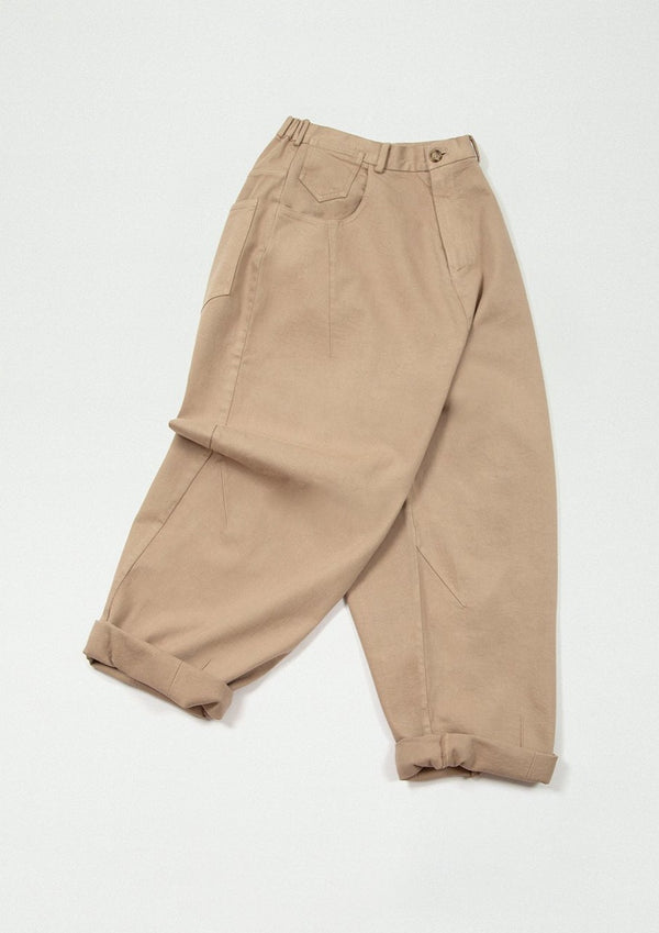 Button Pants, Nomad