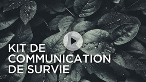 Communication de survie