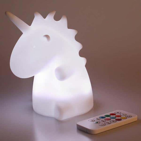 Veilleuse licorne <br>rechargeable - Licorne
