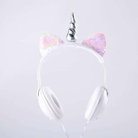 Casque audio <br> licorne - Licorne