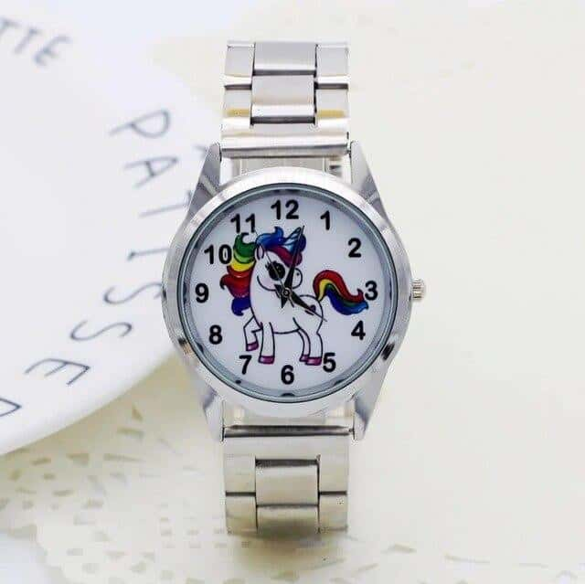 Montre licorne <br> adulte