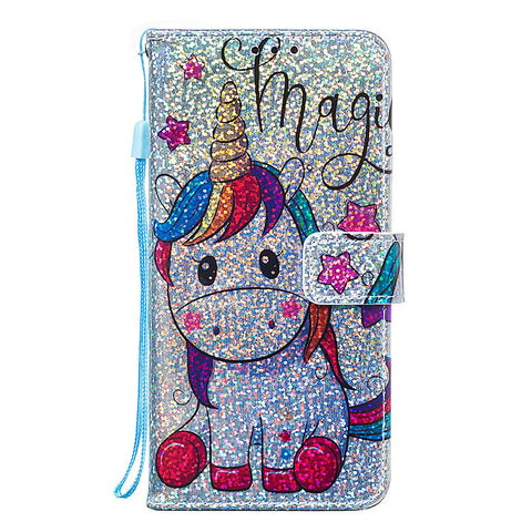 Coque licorne huawei brilliant