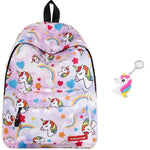 Cartable licorne Stickers