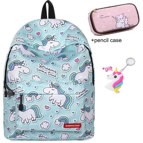 Cartable licorne Dream Come True
