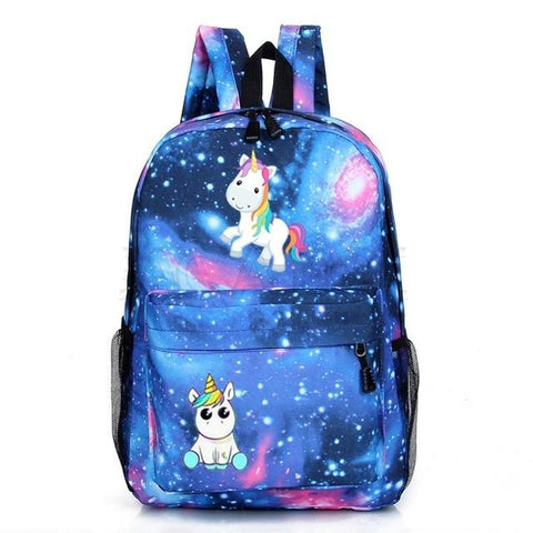 Cartable licorne Infini
