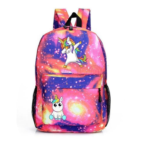 Cartable licorne Royaume de Licorne