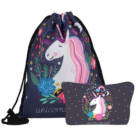 Cartable licorne Unicorn Are Real