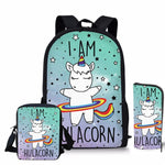 Cartable licorne I am a Unicorn