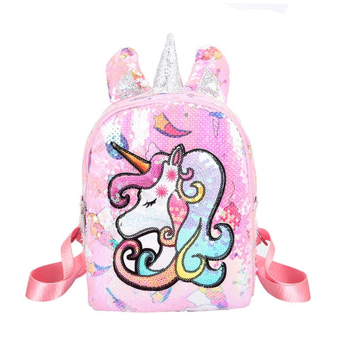Cartable licorne Rose Princesse
