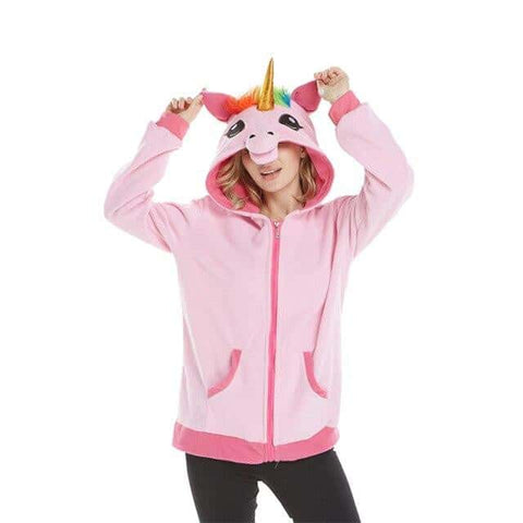 Sweat licorne <br> ado - Licorne