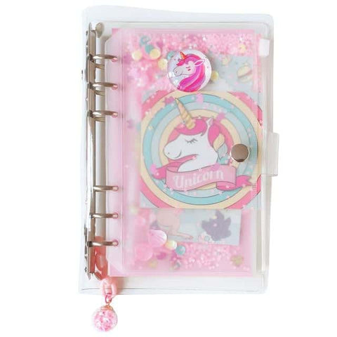 Journal intime licorne <br> unicorne - Licorne