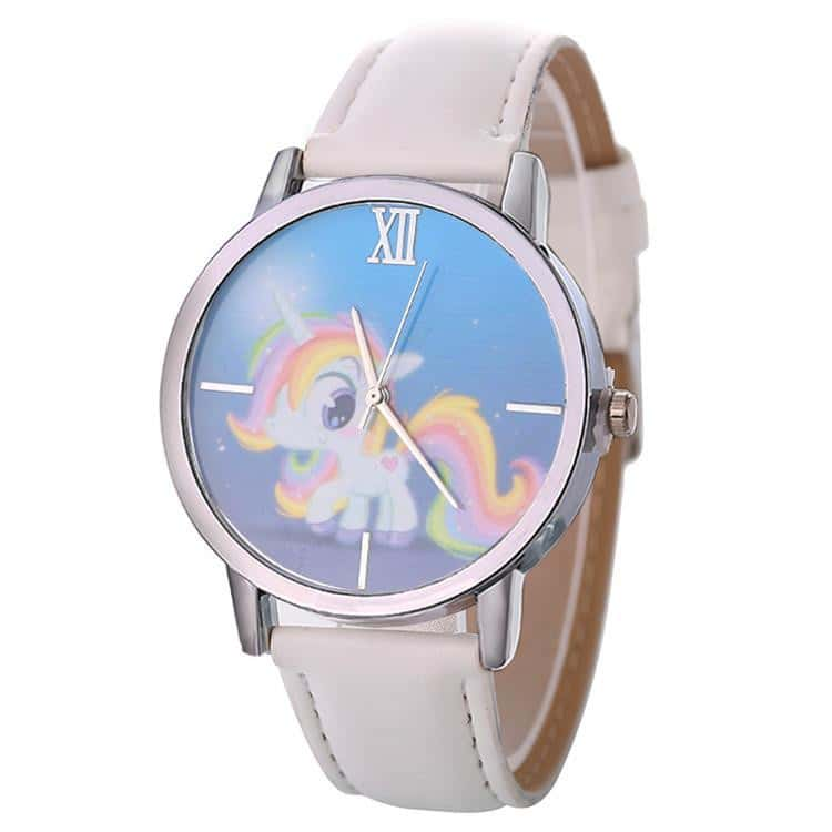 Montre licorne <br> fillette