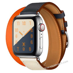 Bracelet en Cuir - Apple Watch