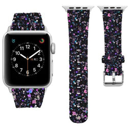 Bracelet Paillettes - Apple Watch