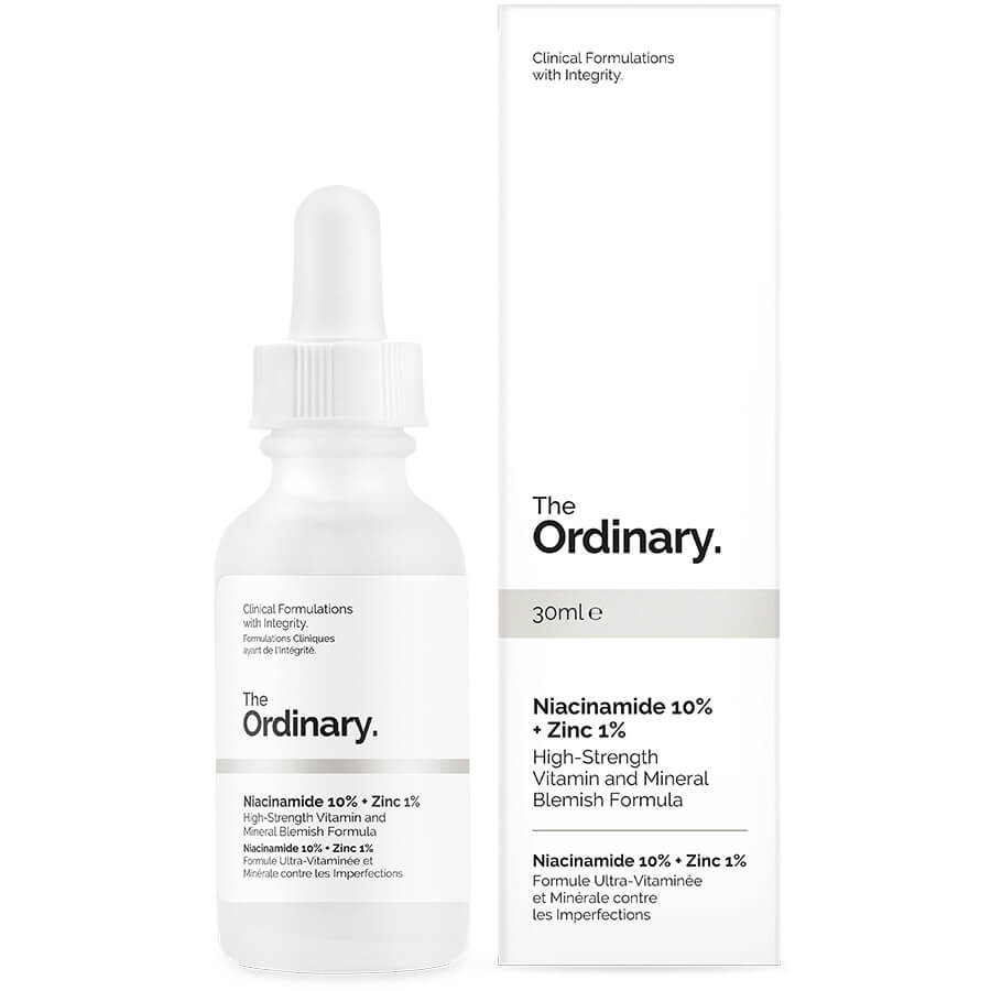The Ordinary Niacinamide 10% + Zinc 1% - Your Skin Love
