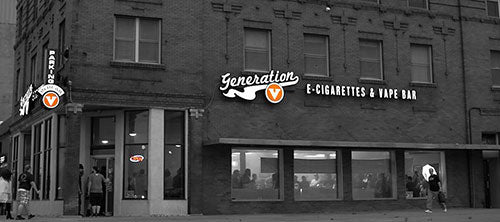 Generation V shop. Lincoln NE