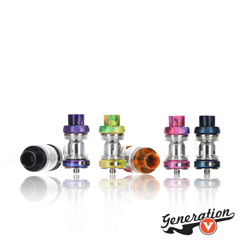 The FreeMax Fireluke Mesh Sub-Ohm Tank features incredible and balanced flavor using the new Fireluke kanthal mesh coil atomizer heads.The FreeMax Mesh Pro Sub-Ohm Tank is the ultimate edition of the FireLuke series, introducing a new multi-mesh coil system with compatibility with the original, as well as 6mL maximum juice capacity and dual slotted bottom airflow.