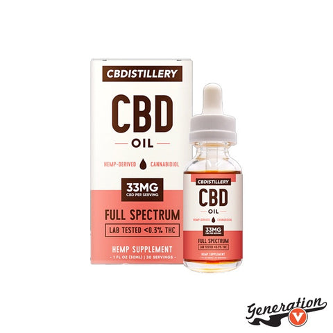 Whether you're a new or seasoned CBD consumer, CBDistillery tincture is perfect for everyday use.