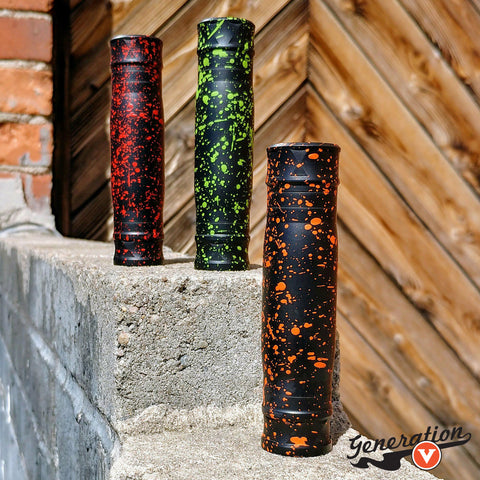 Revelation Single Coated Tube Mechanical Mod by Armageddon Mfg