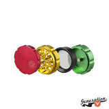 Grindhouse 4pc Magnetic Supreme Grinder 2.5""