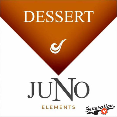 Twelve's Dessert Butter Cookie replacement pods are part of the Juno Signature Collection. Easy to use. Thanks to the 36mg or 48mg nicotine content it gives you the hit you're looking for. Each pack comes with 4 replacement pods.