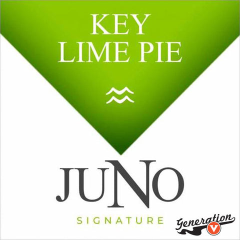 Twelve's Key Lime Pie replacement pods are part of the Juno Signature Collection. Easy to use. Thanks to the 36mg or 48mg nicotine content it gives you the hit you're looking for. Each pack comes with 4 replacement pods.