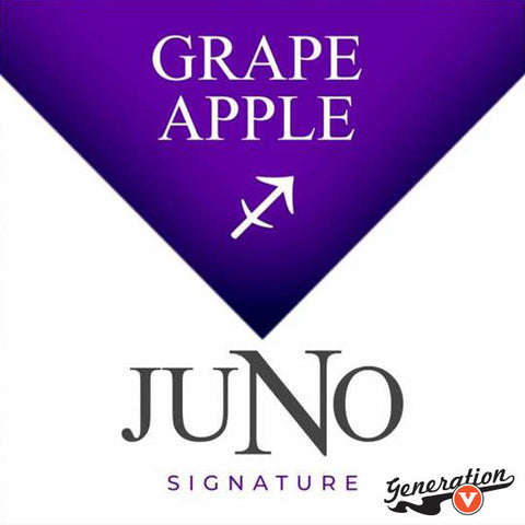 Twelve's Sagittarius Grape Apple replacement pods are part of the Juno Signature Collection. Easy to use. Thanks to the 36mg or 48mg nicotine content it gives you the hit you're looking for. Each pack comes with 4 replacement pods.