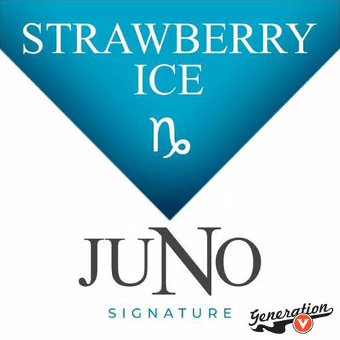 Twelve's Capricorn Strawberry Ice replacement pods are part of the Juno Signature Collection. Easy to use. Thanks to the 18mg, 36mg or 48mg nicotine content it gives you the hit you're looking for. Each pack comes with 4 replacement pods.