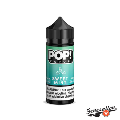 Sweet Mint Gum by Candy Pop E-Liquid