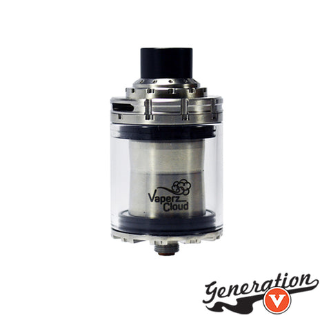 The TFMT Top-Flow Mega Tank by Vaperz Cloud is here! Cloud Chasing has never tasted so good!