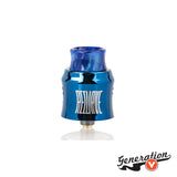 The Wotofo ReCurve BF RDA is a collaboration with Mike Vapes to create single-coiler's dream featuring a bow-curve sleeve design with a post-less build deck and unique airflow channels.