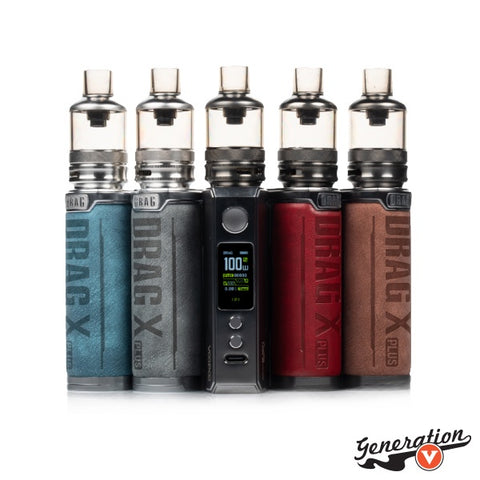 Drag_X_Plus_100W_Kit_Voopoo_Generation_V_Ecigarettes