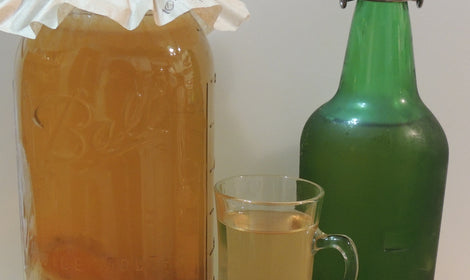 Kombucha Tea... What you need to know!