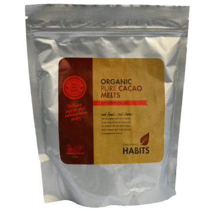 Organic Changing Habits Cacao Melts 500gm