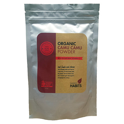 Organic Changing Habits Camu Camu 200gm