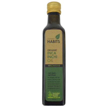 Organic Changing Habits Inca Inchi Oil 250ml